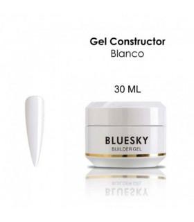 GEL CONSTRUCTOR BLANCO 30 ML - BLUESKY